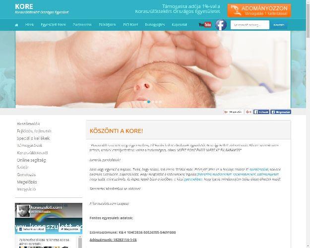 Koraszülöttekért Országos Egyesület